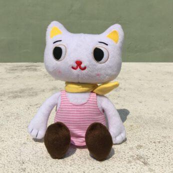 Floweri Cat Plush Toy
