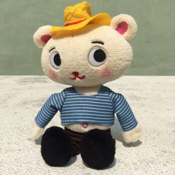 Meatie Bear Plush Toy