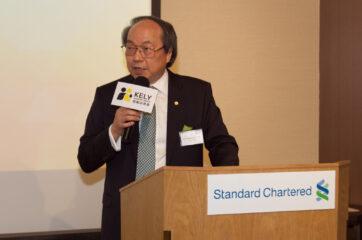Dr. Stephen T. F. Tai