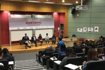 Collaboration with the Equal Opportunities Commission and Lingnan University