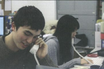 Relaunched a bilingual phone helpline dedicated to young people